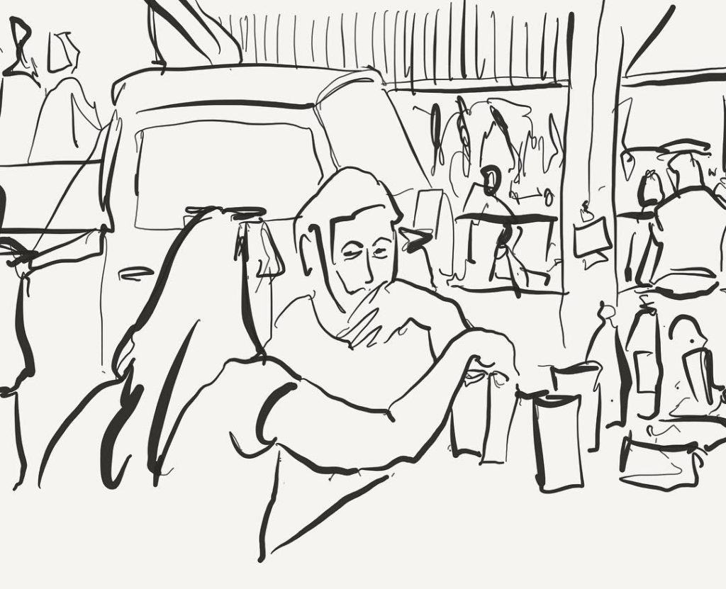 Another nightmarket ipadsketch