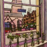 Anemones, Bene't Street