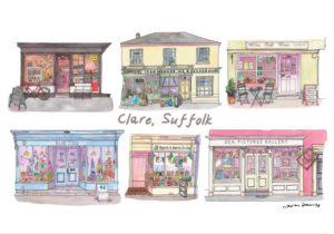 Clare, Suffolk