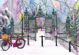 St John's gates