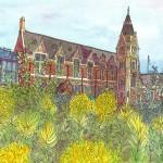 Pembroke Library, Cambridge